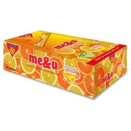 مي أند يو دروبس أصابع بالبرتقال والليمون باكيت 24 حبة * 30 جم