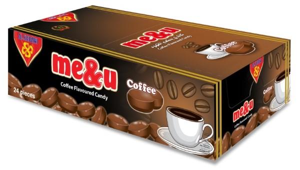مي أند يو دروبس أصابع بالقهوة باكيت 24 حبة * 30 جم